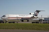 C-FCJF @ CYEG - Cargojet 727-200 - by Andy Graf-VAP