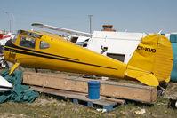 CF-KVO @ CZVL - Cessna 140 - by Andy Graf-VAP