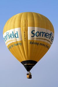 G-SFSL - Named Somerfield Bristol Balloon Fiesta 2009