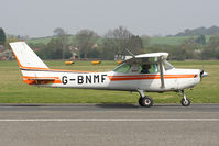 G-BNMF @ EGBO - Pictured at the Easter Open Day & Fly-In. - by MikeP