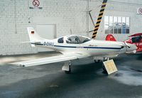 D-EHAU @ EDNY - Lancair (Hauser) 235 at the Aero 1999, Friedrichshafen - by Ingo Warnecke