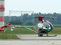D-HRIC @ EHBD - Schweizer S300C D-HRIC SP Luftbild - by Alex Smit