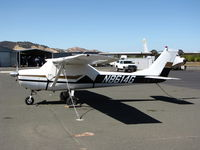 N8614G @ 1O2 - Locally-based 1965 Cessna 150F - by Steve Nation