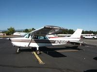 N21887 @ 1O2 - 1974 Cessna 172M - by Steve Nation