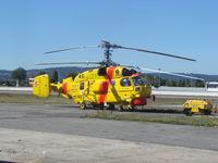 CS-HMO @ LPBR - Kamov Ka-32A-11BC of EMA - Empresas de Meios Aéreos at Braga for Fire fighting - by ze_mikex