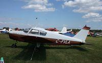 CF-VLA @ KOSH - Piper PA-28-140 - by Mark Pasqualino
