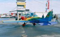 D-EMYM @ EDNY - Mylius MY 102 Tornado at the Aero 1999, Friedrichshafen - by Ingo Warnecke