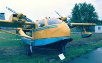 HB-LSK @ EDNY - STOL Aircraft Corp. UC-1 Twin Bee at the Aero 1997, Friedrichshafen