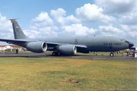 59-1495 @ MHZ - Another view of the Nebraska ANG's KC-135R Stratotanker on display at the 1996 Mildenhall Air Fete. - by Peter Nicholson