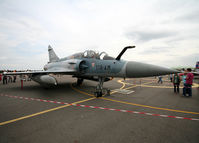 525 @ LFBP - S/n 565 - Static display for this Mirage 2000 during LFBP Airshow 2009 - by Shunn311