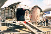 F-AZVM @ LFPB - Nord N.2501 Noratlas at the Aerosalon Paris 1997