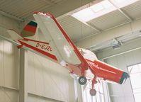 D-EJZO - Mraz M.1D Sokol at the Technik-Museum Speyer - by Ingo Warnecke