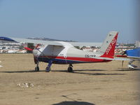 CS-UKR @ LPEV - Tecnam RG at EVORA during portugal air show 09 - by ze_mikex
