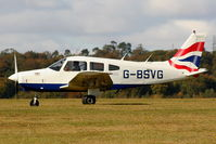 G-BSVG photo, click to enlarge