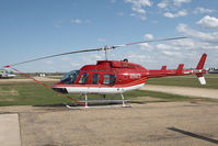 C-GERI @ CYZH - Delta Helicopters Bell 206 - by Andy Graf-VAP