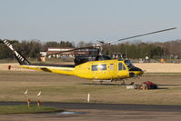 C-GFDV @ CEX3 - Campell Bell 212 - by Andy Graf-VAP