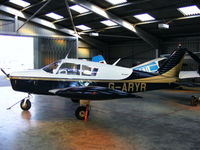 G-ARYR @ EGBT - G-ARYR Flying Group - by Chris Hall