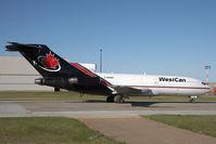 C-GHWC @ CYEG - Westcan 727-100 - by Andy Graf-VAP