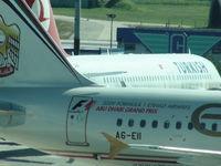 A6-EII @ LTBA - Seen at Istanbul - by Erdinç Toklu