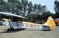 G-BCFY photo, click to enlarge