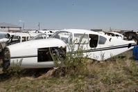 OO-REV @ CZVL - Piper PA-23 - by Andy Graf-VAP