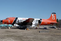C-FBAP @ CYHY - Buffalo Airways DC4 - by Andy Graf-VAP