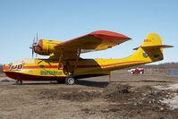 CF-UAW @ CYHY - Buffalo Airways Consolidated PB5Y Catalina - by Andy Graf-VAP