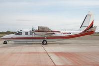 C-GWEW @ CES4 - Conair Aero Commander 690 - by Andy Graf-VAP