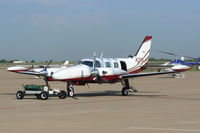 N396JH @ AFW - At Alliance Fort Worth