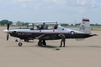 05-3783 @ AFW - USAF T-6A Texan at Alliance Forth Worth - by Zane Adams
