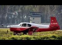 CF-GUS @ CYPK - At Pitt Meadows - by Doug R Matheson