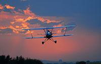 C-IRYM - Evening Flight - by Rick Nelson