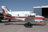 C-FCGE @ CYZF - Buffalo Airways Beech 65 - by Andy Graf-VAP
