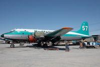 C-FIQM @ CYZF - Buffalo Airways DC4 - by Andy Graf-VAP