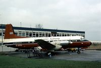 G-AVXI photo, click to enlarge