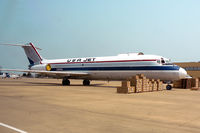 N208US @ GKY - USA Jet Freighter at Arlington Municipal - by Zane Adams