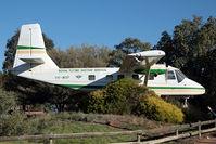 VH-MSF @ YBHI - YBHI On display at Broken Hill RFDS station