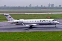 D-ACRG @ EDDL - Canadair CRJ-200LR [7630] (Eurowings)  Dusseldorf~D 27/05/2006. Taxiing out for departure Dusseldorf.