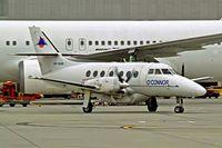 VH-OAB @ YMML - BAe Jetstream 3201 [853] (O'Connor Airlines) Melbourne - International~VH 20/03/2007. Seen here.