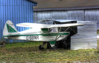 C-GDNR @ CYPK - My Old Hangar - by Doug R. Matheson