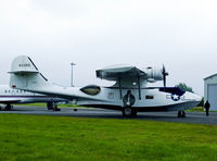 G-PBYA @ EGPH - Catalina 433915 at EDI For the East fortune airshow - by Mike stanners