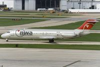 N9339 @ KSAT - taxying to the holding point
