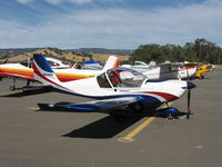 N412EV @ VCB - 2005 Evektor-aerotechnik As SPORTSTAR @ Gathering of Mustangs event - by Steve Nation