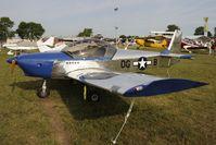 N554SG @ KOSH - EAA AIRVENTURE 2009