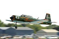 N556TR @ KOSH - EAA AIRVENTURE 2009