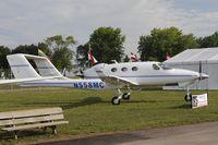 N558MC @ KOSH - EAA AIRVENTURE 2009