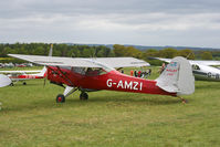 G-AMZI @ EGHP - Pictured during the 2009 Popham AeroJumble event. - by MikeP