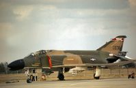 63-7638 @ SKF - Another of 182nd Tactical Fighter Squadron's Phantoms seen at Kelly AFB in October 1979. - by Peter Nicholson