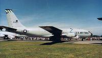 59-1467 @ EGVA - KC-135Q c/n 17955 - USAF - by Noel Kearney