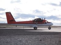 C-GCKB @ CYRT - C-GCKB Ken Borek Air Twin Otter at Rankin Inlet, NU 2009aug12 - by Philippesdad